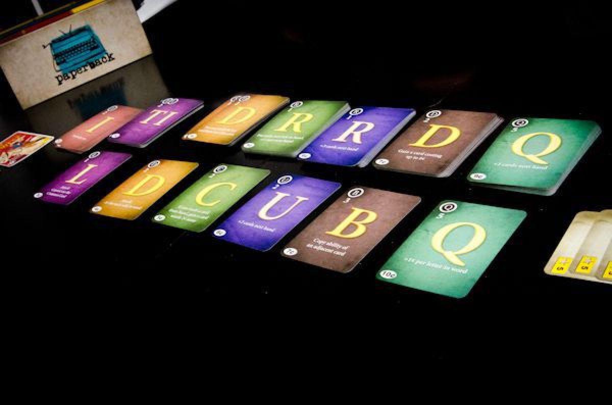 Paperback juego de mesa