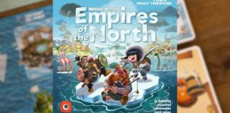 Imperial Settlers: Empires of the North juego de mesa