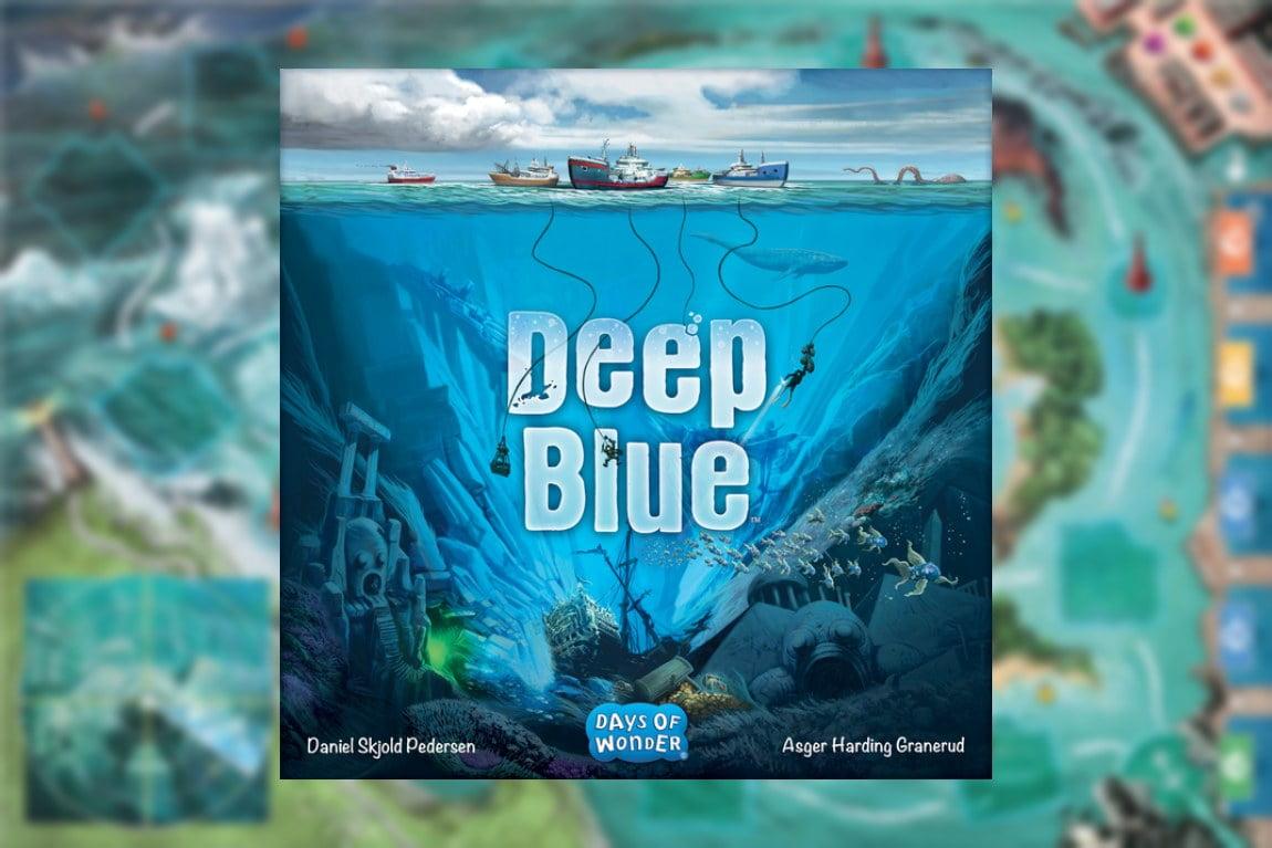 Deep blue juego de mesa