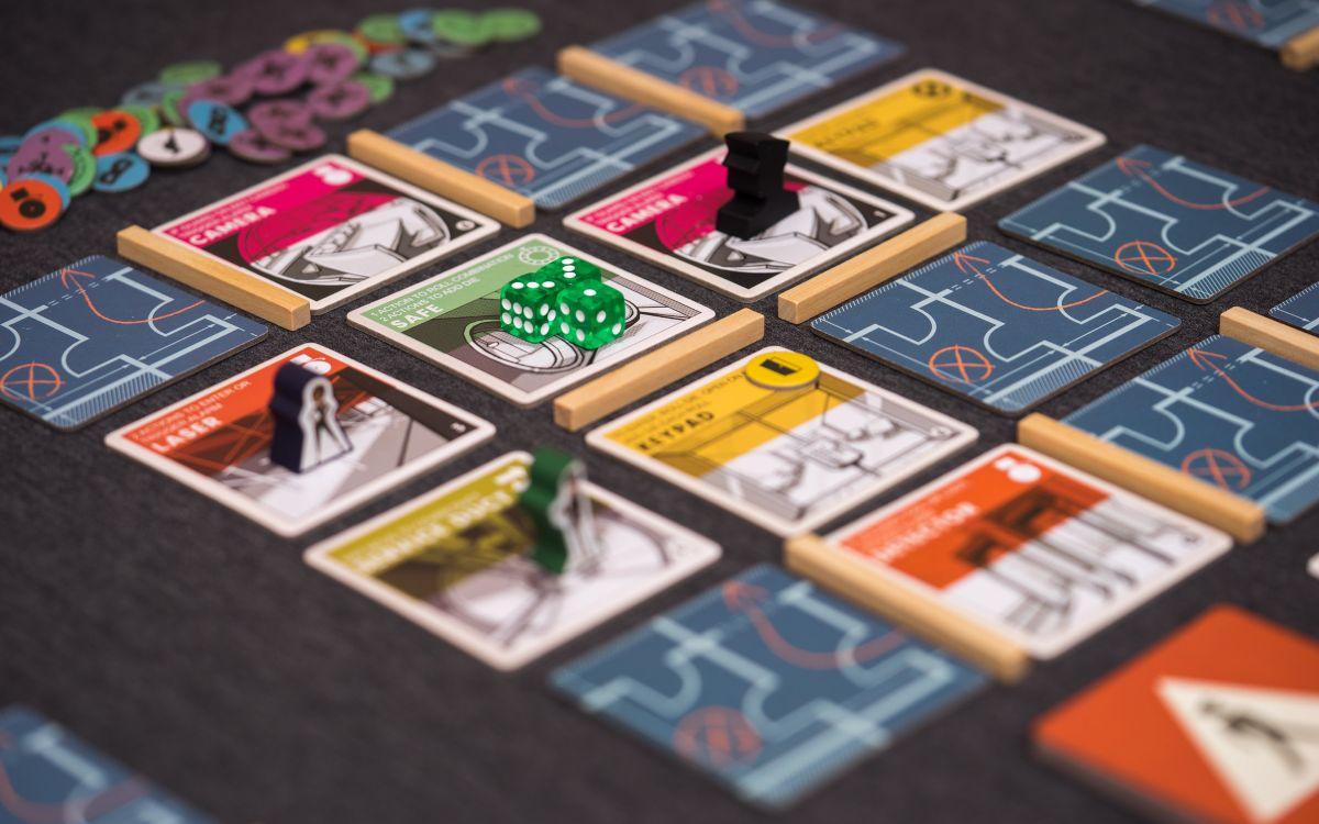 Burgle Bros juego de mesa