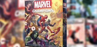 Marvel Champions juego de mesa