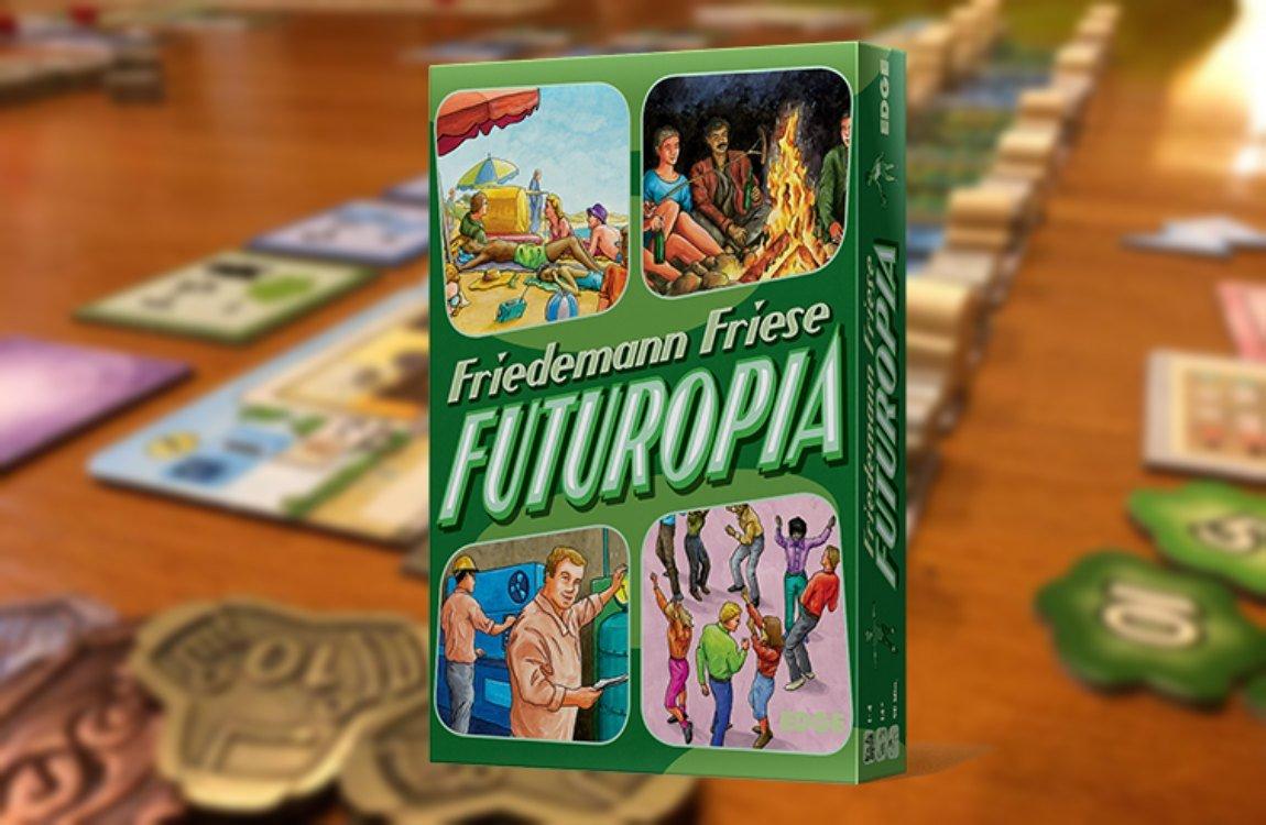 Futuropia juego de mesa