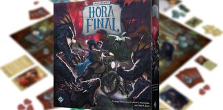 Arkham horror hora final juego de mesa