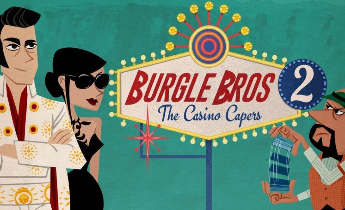 Burgle Bros 2 juego de mesa