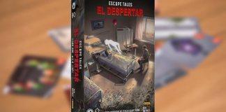 Escape tales el despertar juego de mesa