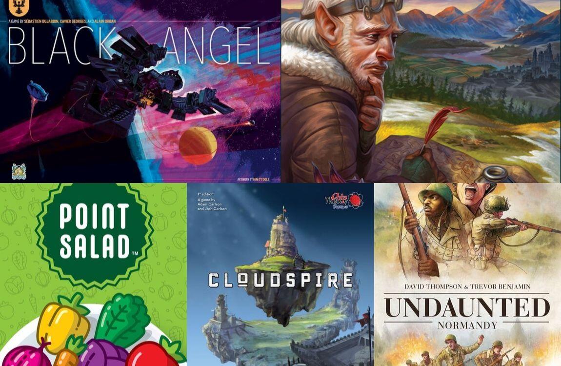 Hot list septiembre juegos de mesa