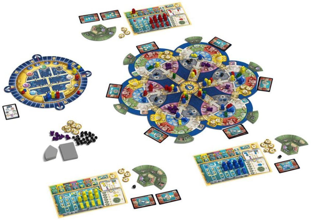 Aquasphere juego de mesa