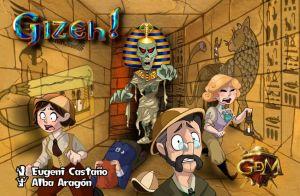 Gizeh!, reseña by David