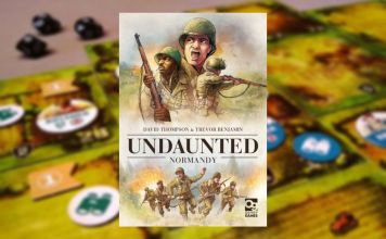 Undaunted Normandy juegos de mesa