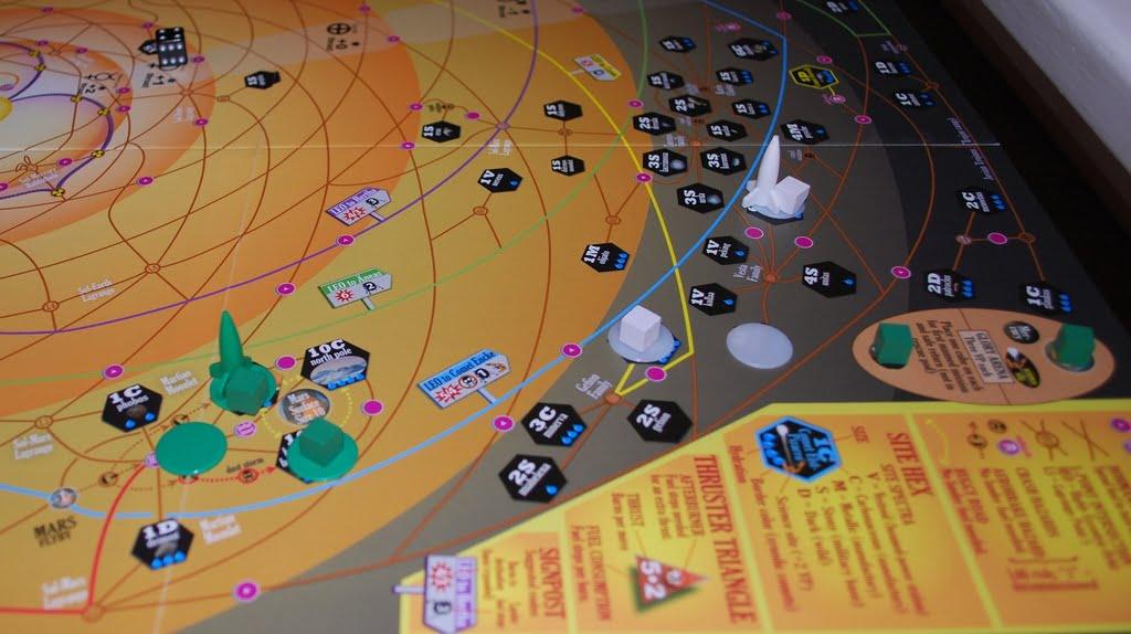 High Frontier 4 All juego de mesa