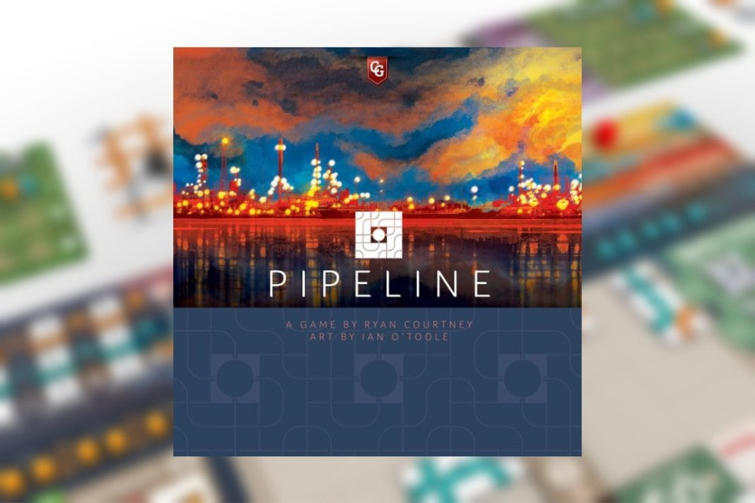 Pipeline juego de mesa