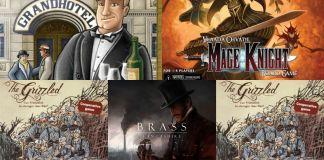 Los mejores juegos de mesa por categorías