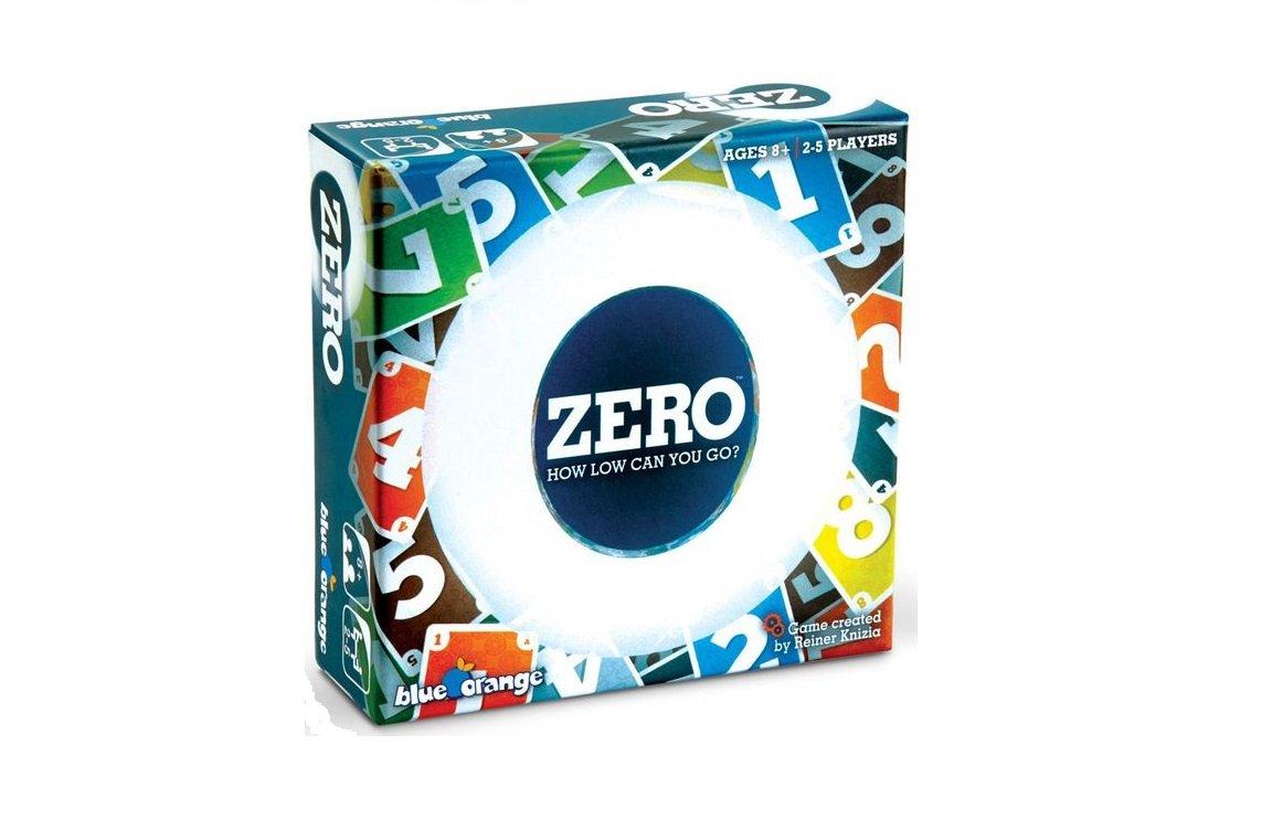 zero juego de mesa