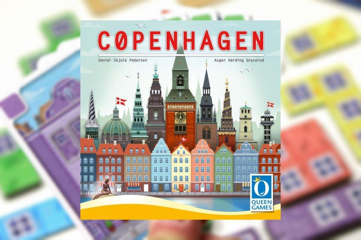 Copenhagen juego de mesa