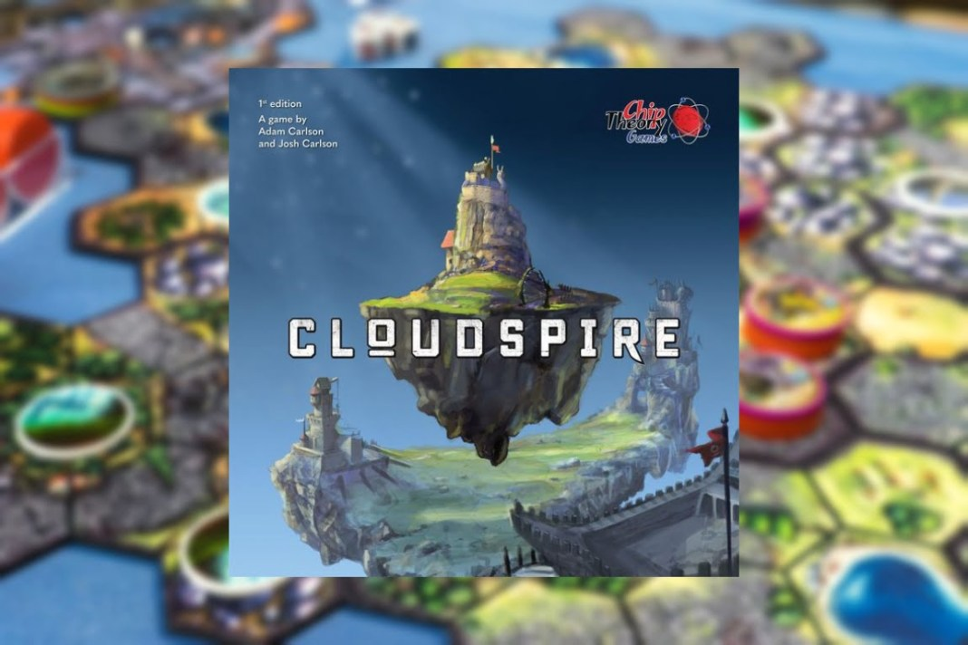cloudspire juego de mesa