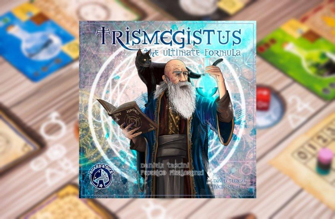 Trismegistus juego de mesa
