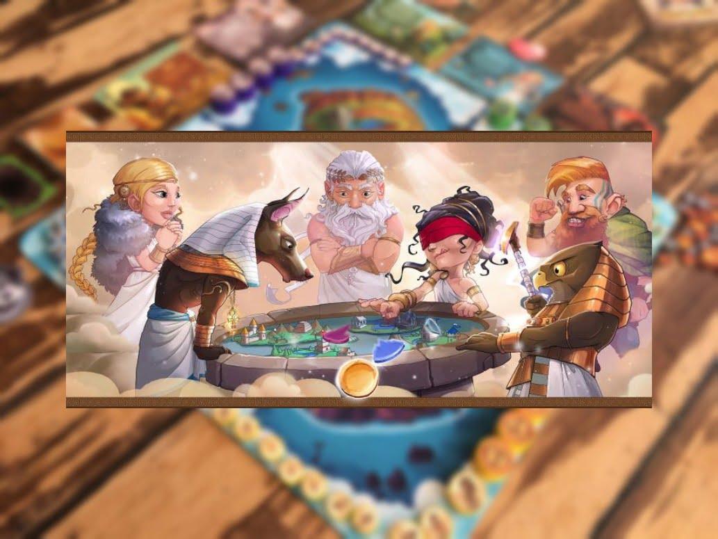 FLick of faith juego de mesa