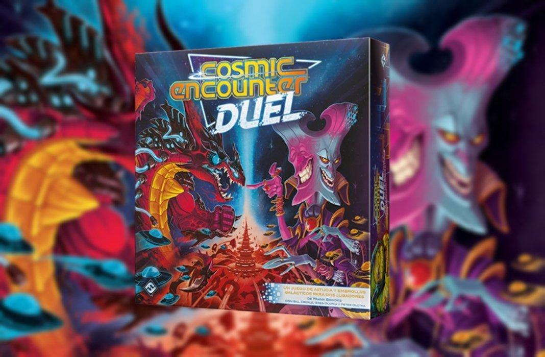 Cosmic encounter duel juego de mesa