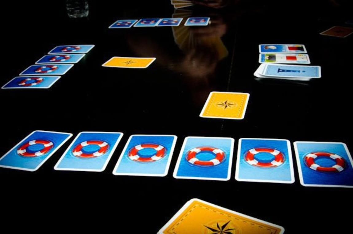 land unter juego de mesa