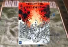Verdun 1916: Steel Inferno juego de mesa