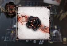 black rose wars juego de mesa