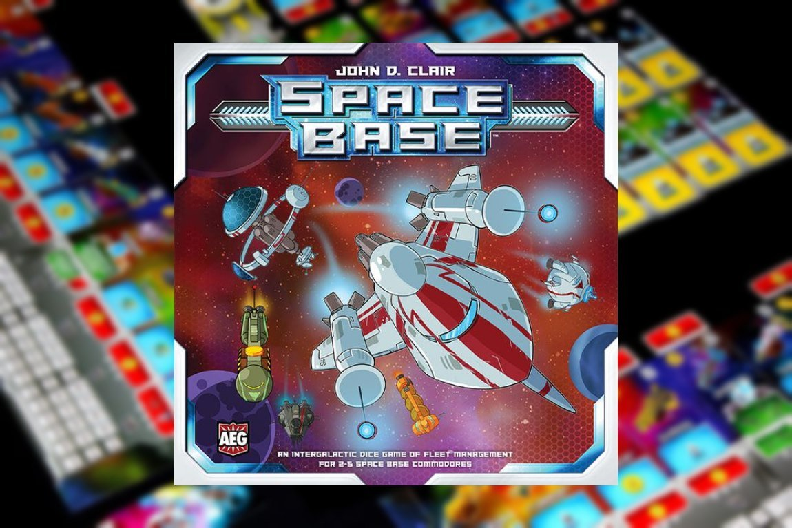 space base juego de mesa
