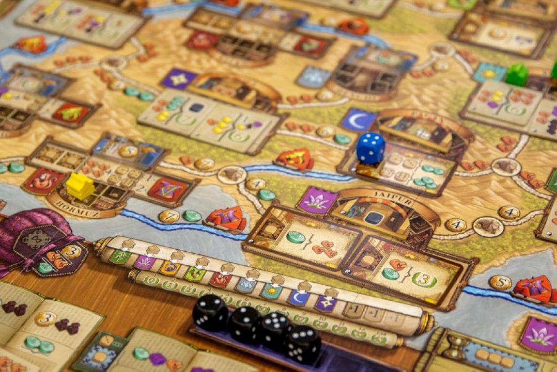 Marco polo II juego de mesa