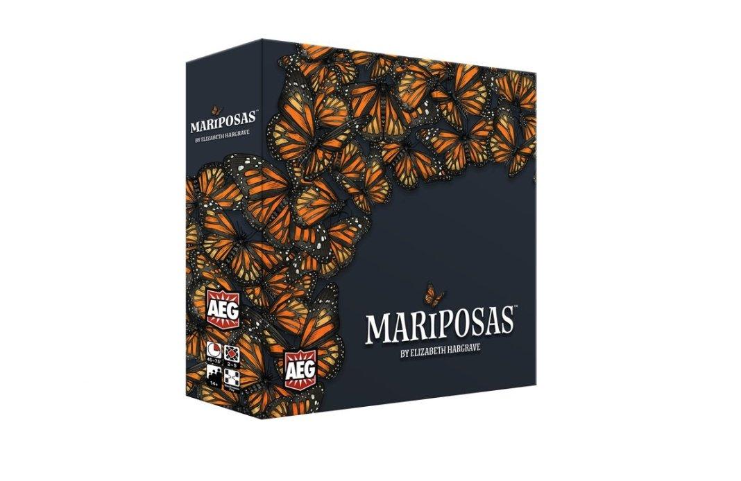 Mariposas juego de mesa