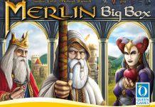 Merlin Big Box juego de mesa