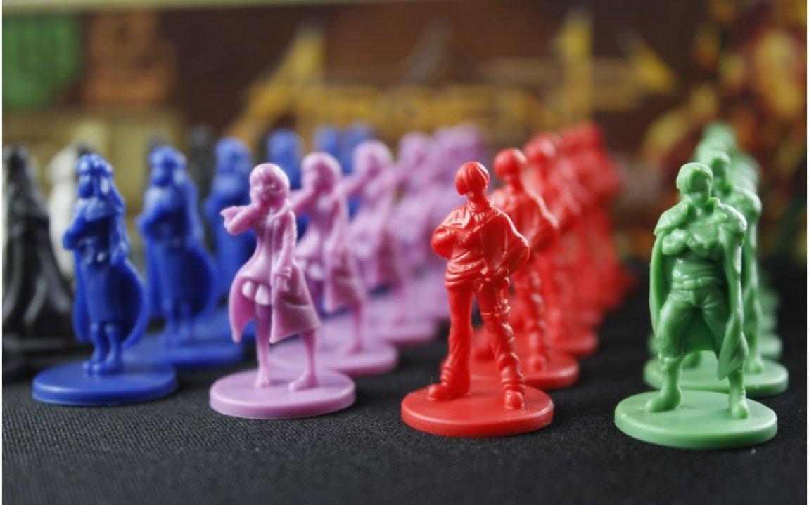 Argent the consortium juego de mesa