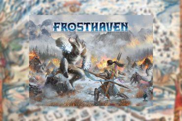 Frosthaven juego de mesa