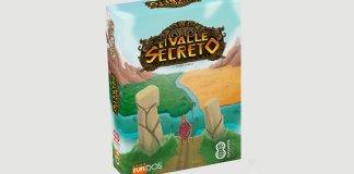 El Valle Secreto juego de mesa
