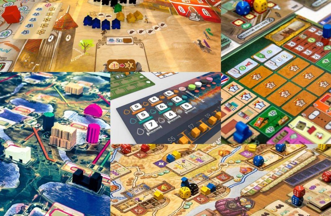 Los mejores juegos de mesa eurogame de 2019
