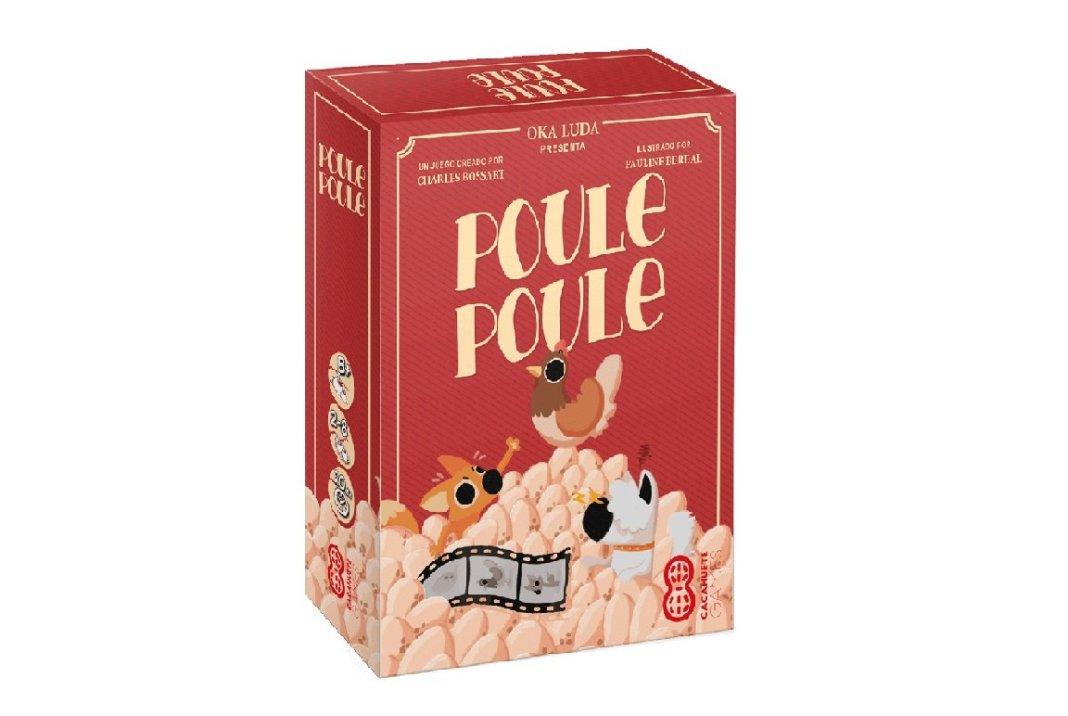 Poule Poule juego de mesa