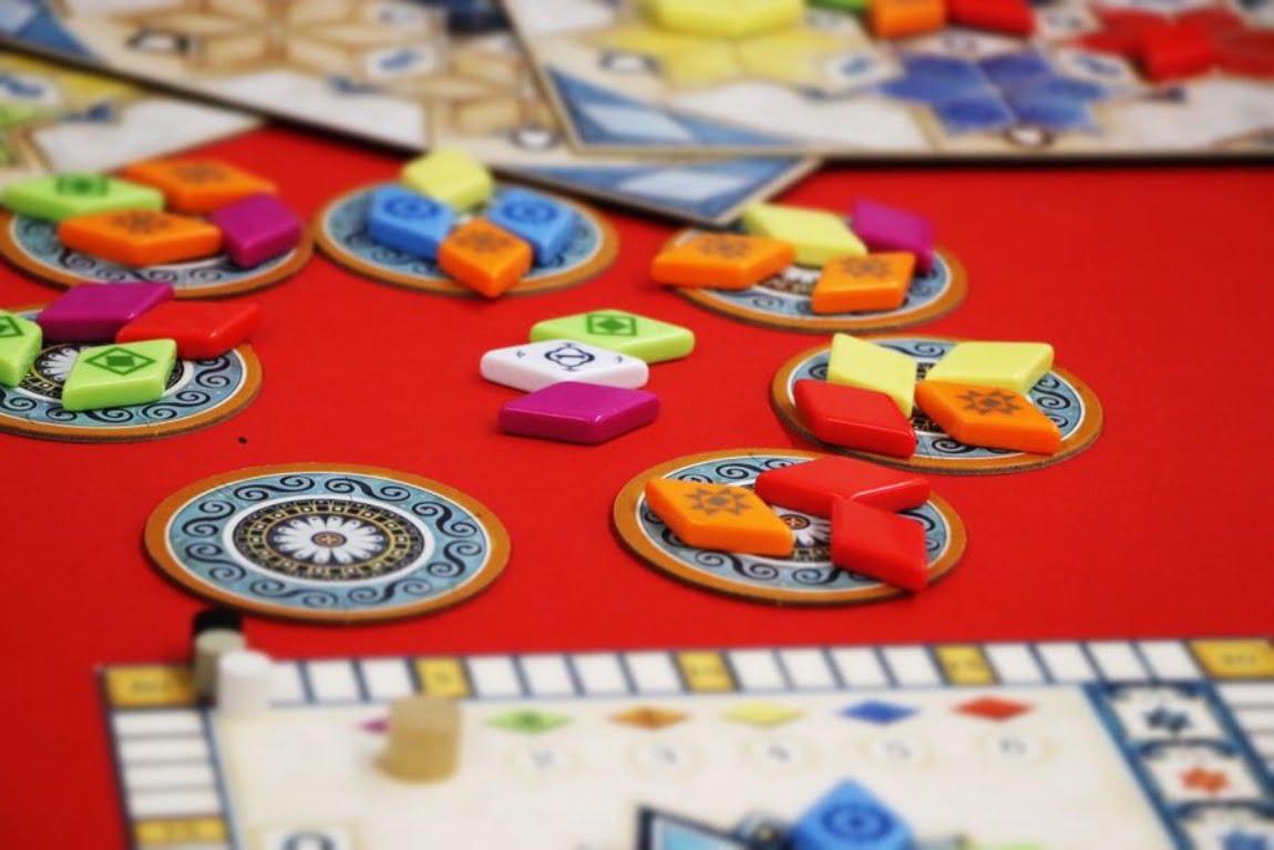 Las partidas del club juego de mesa