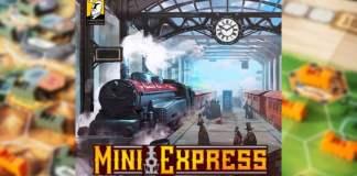 Mini Express juego de mesa
