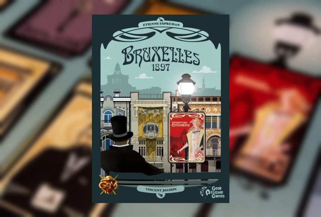 Bruxelles 1897 juego de mesa
