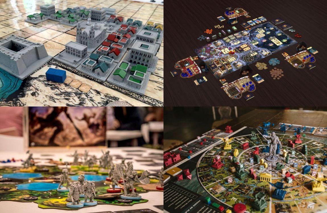 Kickstarter juegos de mesa