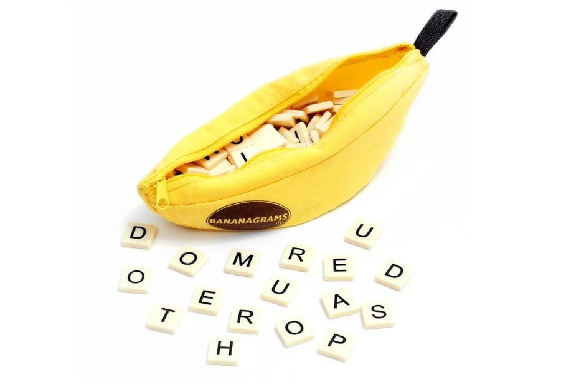 Bananagrams juego de mesa