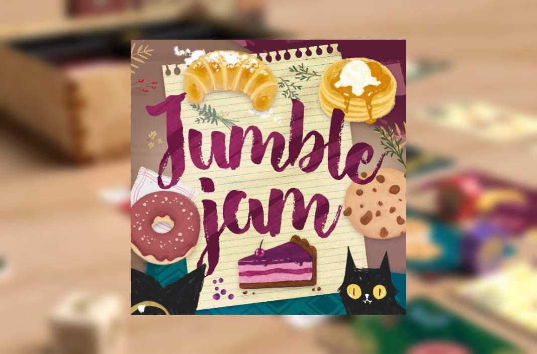 Jumble Jam juego de mesa