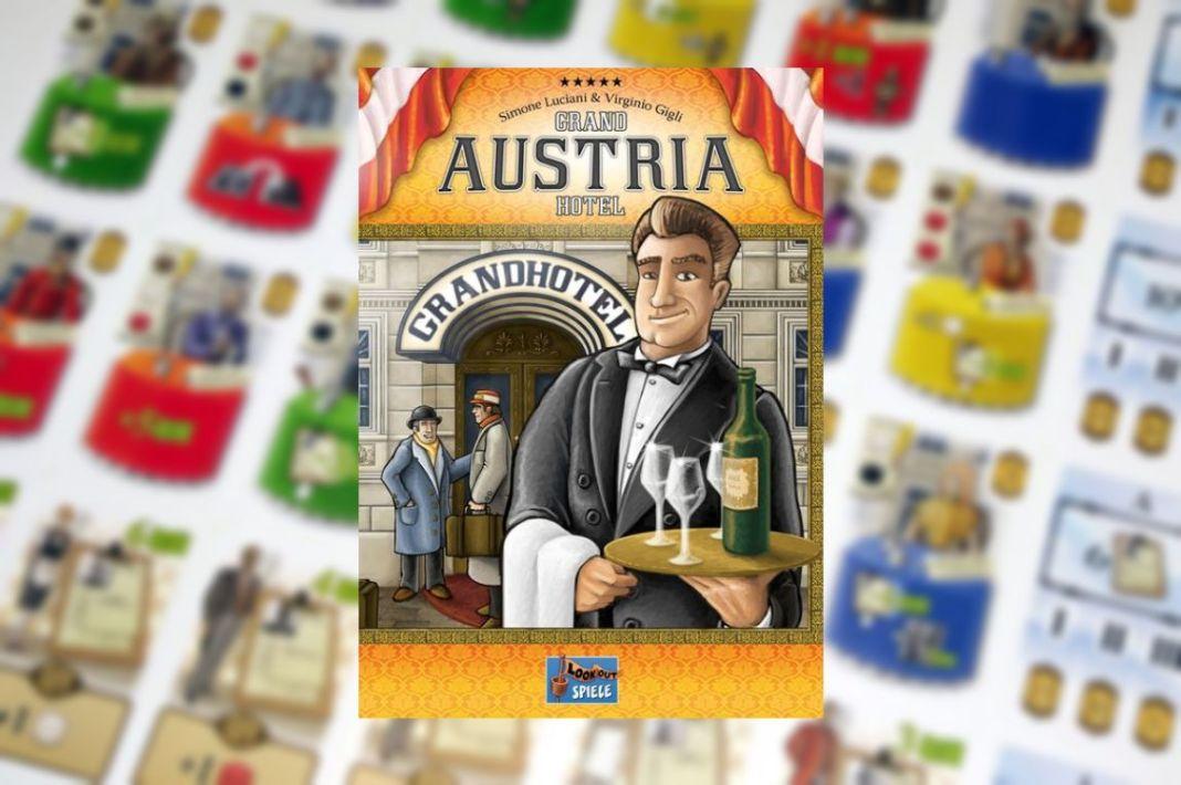 Gran Austria Hotel juego de mesa