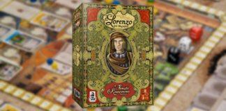 Lorenzo el magnífico juego de mesa