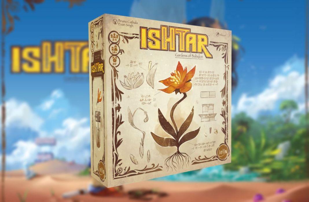 Ishtar juego de mesa