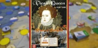 Virgin queen juego de mesa