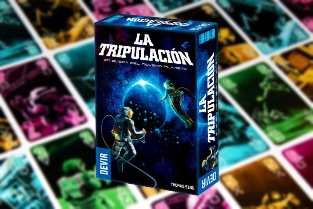 La Tripulación, diseñado por Thomas Sing reseña by David