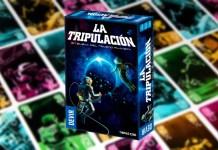 La Tripulación juego de mesa