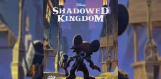 Disney Shadowed Kingdom juego de mesa