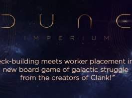 Dune: Imperium juego de mesa