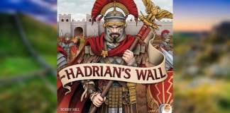 Hadrian's Wall juego de mesa