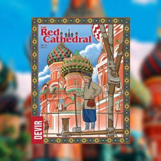 The Red Cathedral juego de mesa